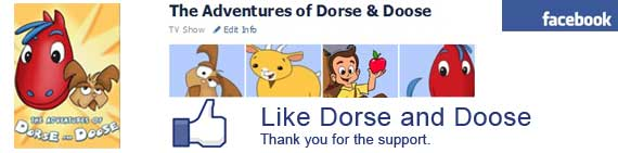 Like the Dorse and Doose