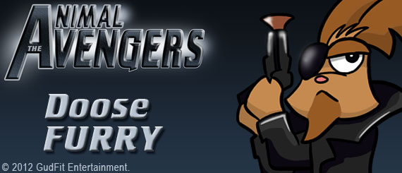 Animal Avengers - Doose Furry