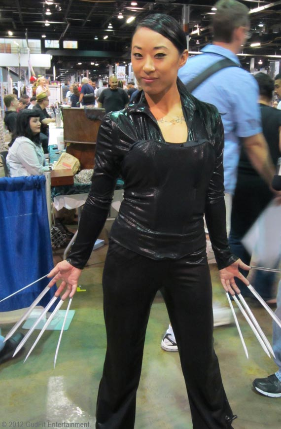 Lady Deathstrike - GudFit Entertainment