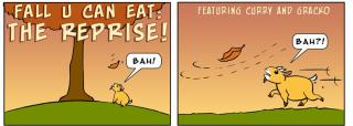 Fall U Can Eat: The Reprise!