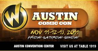 Austin Comic Con gets Newts and Dorse's!