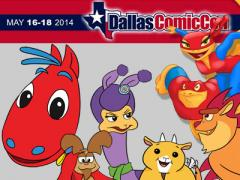 Dallas Comic Con, Dorse, and Super Newts