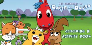 The First Dorse and Doose Coloring and Activity Book