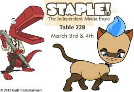 Staple 2012 with Dorse and Doose