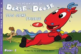 GudFit releases Dorse and Doose Book2 Dog Gone Frisbee!
