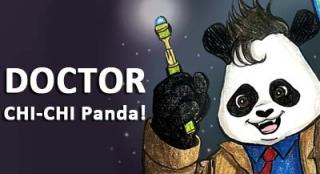 Ten and Three Fourths Doctor - ChiChi Panda
