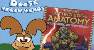 Doose's Recommends - Drawing Cutting Edge Anatomy - Chistopher Hart