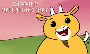 Curried Valentines Day